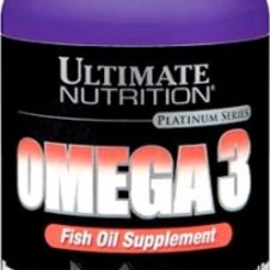 Ultimate Nutrition Omega 3 1000 mg 90 капсsr10529 - фото 2