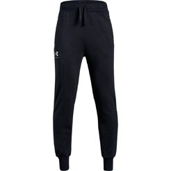 Брюки under armour Rival Blocked Jogger Black / / Steel