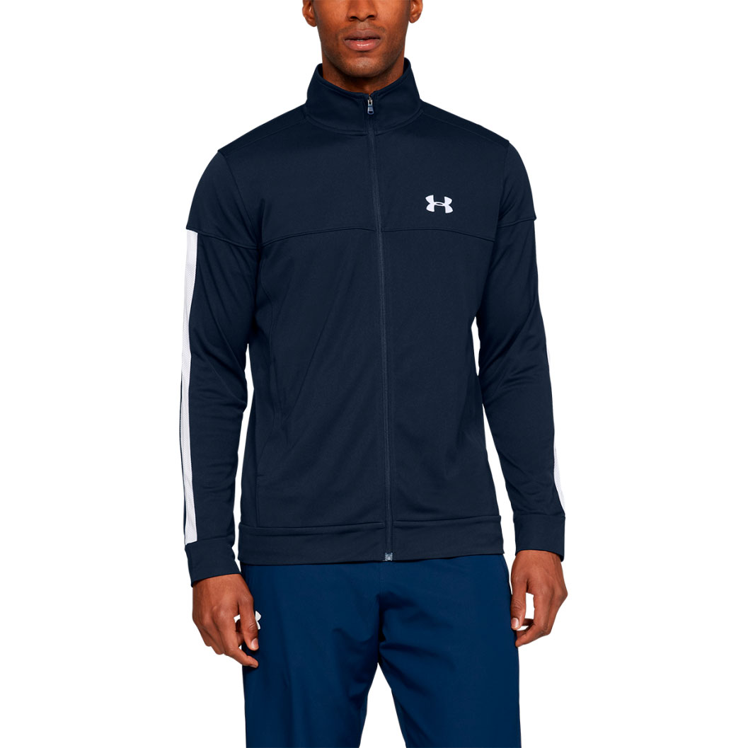 Джемпер Under armour Sportstyle Pique Knit Full Zip 1313204-409