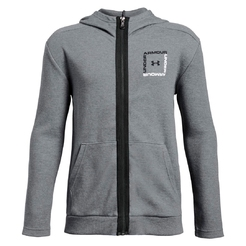 Джемпер under armour Unstoppable Double Knit Full Zip 1329044-012