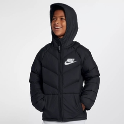 Парка nike B NSW PARKA DOWN OW 939557-010