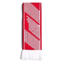 Шарф adidas CF SCARF RUS red,white
