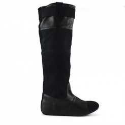 Сапоги adidas Easy five boot black1 bla