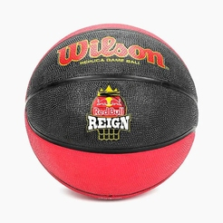 Мяч баскетбольный wilson RED BULL REPLICA GAME BALL BSKT WTB2205XB07