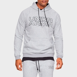 Толстовка under armour BASELINE FLEECE PULL OVER HOODY