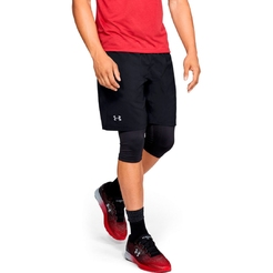 Шорты under armour UA LAUNCH SW 2-IN-1 LONG SHORT