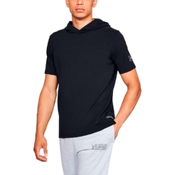 Толстовка under armour UA BASELINE SS HOODED TEE