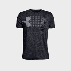 Футболка under armour Crossfade Charged Cotton ® SS 1331684-001
