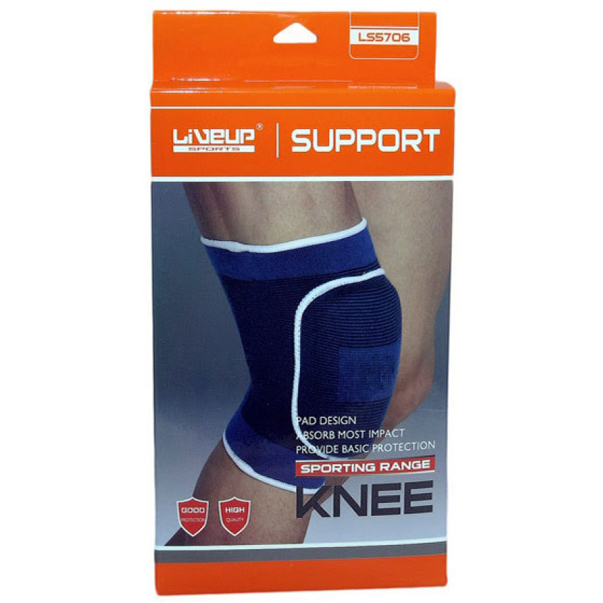 Наколенники Liveup Knee Support LS5706-SM