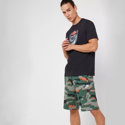 Шорты nike M NSW CLUB CAMO SHORT BB