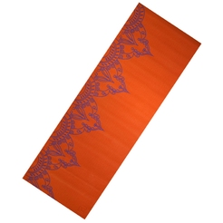 Мат для йоги liveup PVC YOGA MAT WITH PRINT