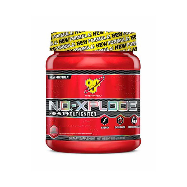 BSN NoXplode 3.3 1110 г Green Apple sr2274