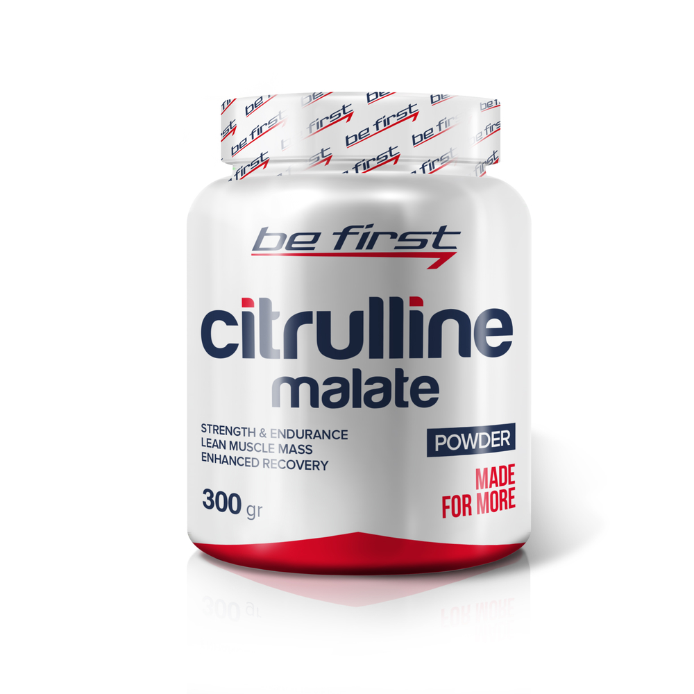 Be First Citrulline malate powder 300 г без вкуса sr709