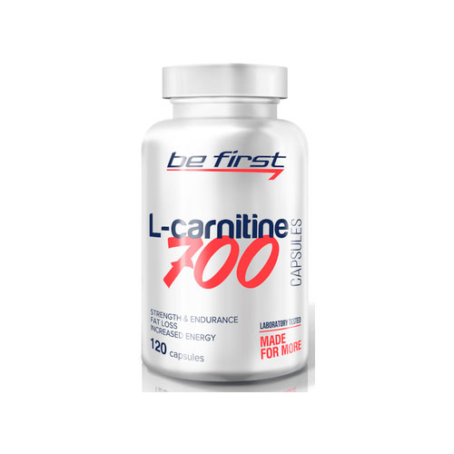 Be First L-carnitine capsules 120 капс sr654
