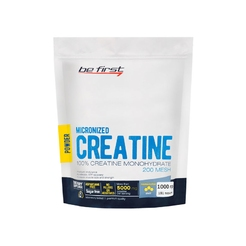 Micronized CREATINE monohydrate powder 1000 гр, дойпак, БЕЗ ВКУСАMicronized CREATINE monohydrate powder 1000 гр, дойпак, БЕЗ ВКУСА