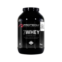 Protech Nutrition 3 WHEY 3000 г Шоколад