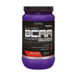 Ultimate Nutrition BCAA 12000 450 г Fruit Punch