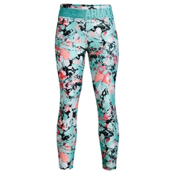 Капри under armour HeatGear ® Armour Printed Ankle Crop Legging 1327857-361