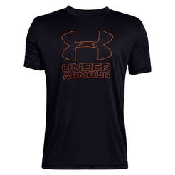 Футболка under armour Print Fill Logo SS 1329819-002