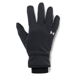 Перчатки under armour Storm Fleece Glove Black  Black  Black