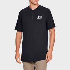 Поло under armour SPORTSTYLE TRACK 1 2 ZIP