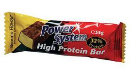 Батончики Power System High Protein Bar 35 г.2256 - фото 1