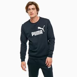Джемпер puma ESS Logo Crew Sweat FL Big Logo