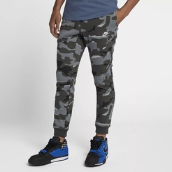 Брюки nike M NSW CLUB CAMO JGGR FT