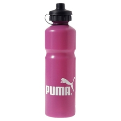 Бутылка puma Waterbottle Plastic regal orchid-white