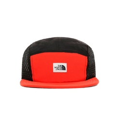 Бейсболка the north face CLASS V FIVE PANEL H FIERY RED TNF T93FKFWU5