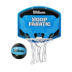 Кольцо и мяч wilson HOOP FANATIC MINI HOOP KIT WTBA00436