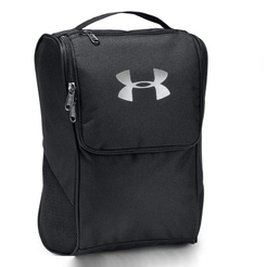 Сумка для обуви under armour UA Shoe Bag Black  Black  Silver