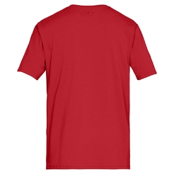 Футболка Under Armour Ua Top Of The Key Ss Tee Red1317934-600 - фото 4