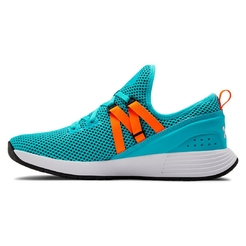 Кроссовки Under Armour Ua W Breathe Trainer X Nm3022501-300 - фото 2