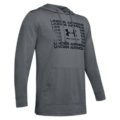Толстовка Under Armour Sportstyle Cotton Hoodie1345615-012 - фото 1