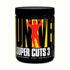 Universal Nutrition Super Cuts 3 130 табsr10699 - фото 1