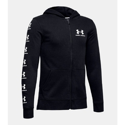 Толстовка Under Armour Rival Full Zip Hoody1343277-001 - фото 5