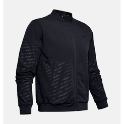 Куртка Under Armour Unstoppable Emboss Bomber1345551-001 - фото 4