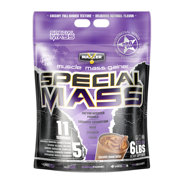 Гейнер Maxler Special Mass Gainer 2700  Chocolate Peanut Butter sr4956