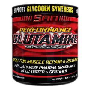 Аминокислоты SAN Performance Glutamine 600  sr9196