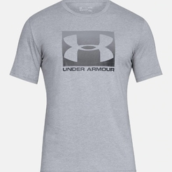 Футболка Under Armour Ua Boxed Sportstyle Ss1329581-035 - фото 4