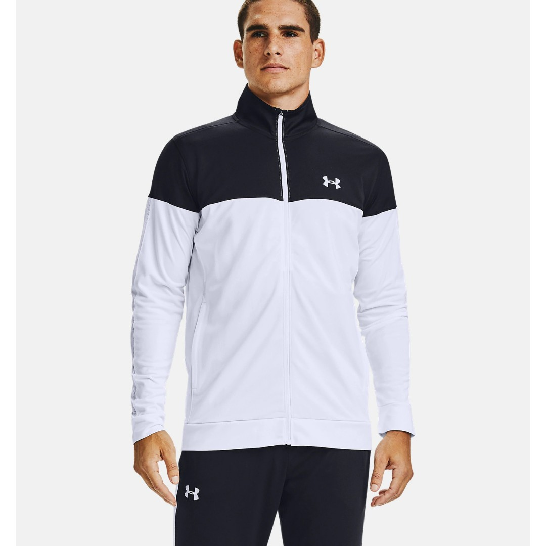 Куртка Under armour Sportstyle Pique Track Jacket 1313204-006