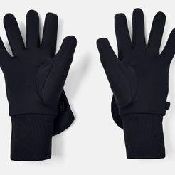Перчатки Under armour Ua Run Convertible Gloves1356700-001 - фото 2