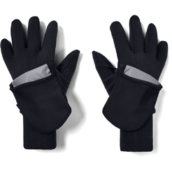 Перчатки Under armour Ua Run Convertible Gloves1356700-001 - фото 1