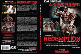 DVD Kai Greene